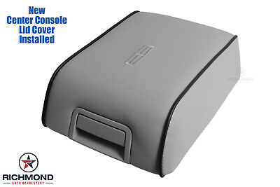 2006 Lincoln Mark LT-Leather Center Console Lid Cover -Armrest (Richmond Console)