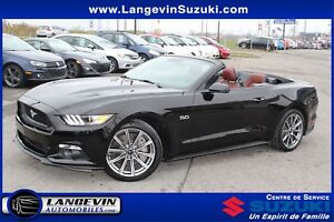 2015 Ford Mustang GT Premium/CONVERTIBLE/MANUELLE