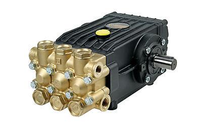 General Pump Ts1011 Pump Triplex 4.4 Gpm2000 Psi 1450 Rpm 24mm Solid Shaft