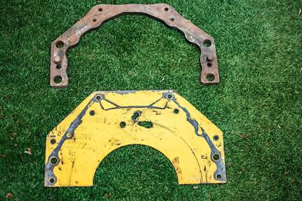 Transmission adaptor plate Small Block Chev to Pontiac T400 Seaview Downs Marion Area Preview