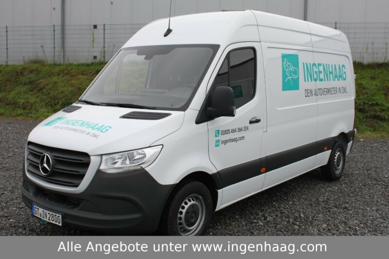 Mercedes-Benz Sprinter III 314 CDI  Kasten / MR / 270° Türen