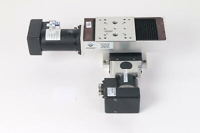 Aerotech Ats100-50-20p Linear Stage W 101smb2-hm Motor Amp Avs105 Stage