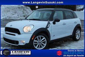 2014 MINI Cooper Countryman AWD/TOIT PANORAMIQUE