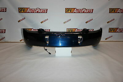 BENTLEY CONTINENTAL REAR BUMPER 2005 2006 2007 2008 2009 2010 GT 2D 3W8 807 421