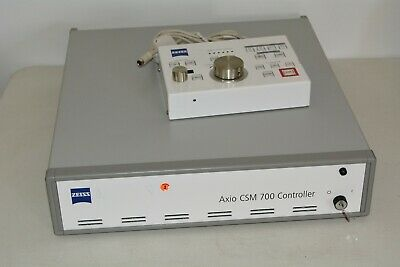 Zeiss Axio Csm 700 Controller With Remote