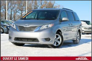 2016 Toyota Sienna LE 8 PASSAGERS - BLUETOOTH - CAMERA RECUL - B