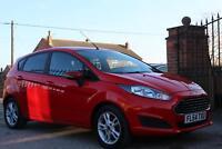 Ford Fiesta 1.5TDCi Style 2014 / 64 £528 Deposit / £108 Per month