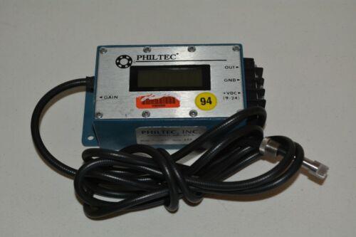 Philtec BM88N1 Fiber Optic Displacement Sensor