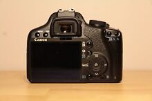 Canon EOS500D with extras *IMACULATE! Carlton Melbourne City Preview