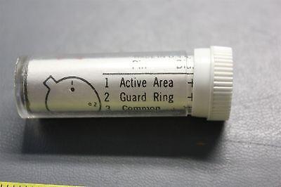Egg Dt25 Dt-25 Photodiode  S19-1-168a