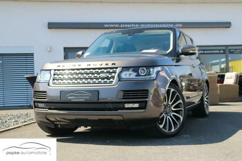 Land Rover Range Rover V8 Autobiography 22Zoll+SOUND+ASSIST