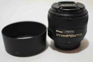 NIKON AF-S NIKKOR 50MM F1.4G Low light LENS