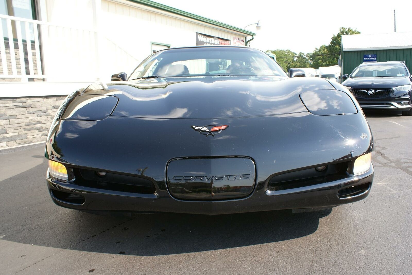 2004 Black Chevrolet Corvette   | C5 Corvette Photo 5