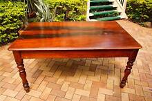 ☼ Australian Red Cedar Table ☼ Hawthorne Brisbane South East Preview