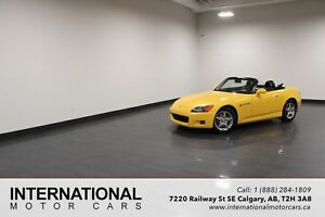 2001 Honda S2000 BLOWOUT PRICING!!