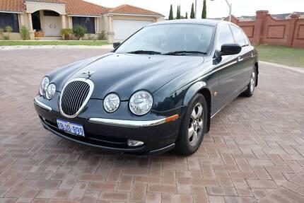 2001 Jaguar S-Type SE Auto MY01 West Perth Perth City Area Preview