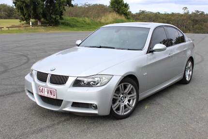 2008 BMW 320i M-sport pack - 108000km Coorparoo Brisbane South East Preview