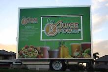 juice power ( mobile juice and coffee ) Loganholme Logan Area Preview