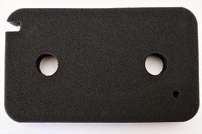 Filter für Miele Schwammfilter 9499230  Sockelfilter Sponge Wärmepumpentrockner