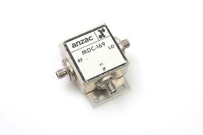 Anzac Mdc-169 1mhz-3.5ghz Sma Rf Coaxial Microwave Mixer