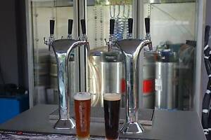 Mobile Bar - 6 Beer Taps and Keg Chiller Croudace Bay Lake Macquarie Area Preview