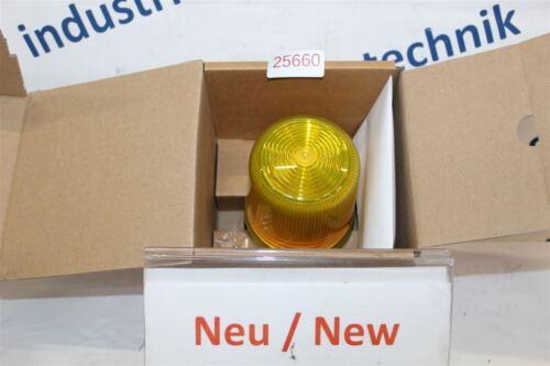 Pfannenberg P300 Slh Signal Light Flashing Light 21332613000 Yellow