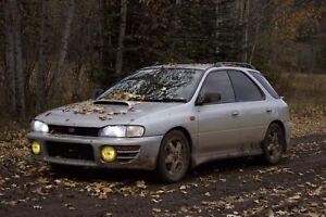 1996 gf8 wrx wagon
