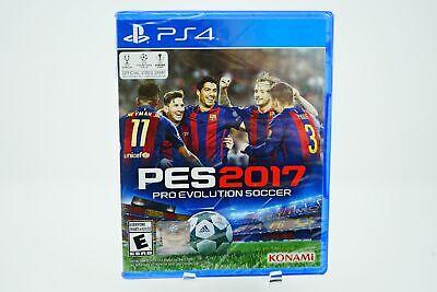 Pro Evolution Soccer 2017: Playstation 4 [Brand New] PS4