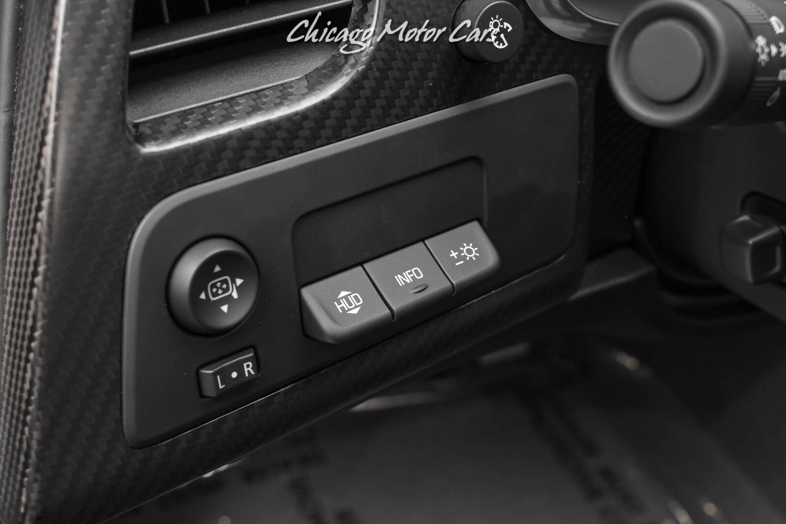 2016 Silver Chevrolet Corvette Z06 3LZ   C7 Corvette Photo 9