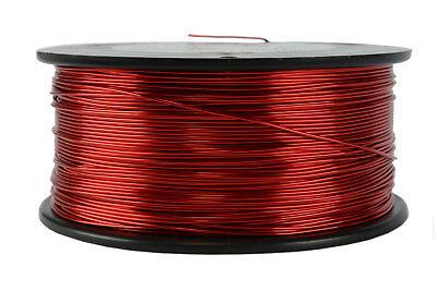 Temco Magnet Wire 20 Awg Gauge Enameled Copper 1.5lb 155c 471ft Coil Winding