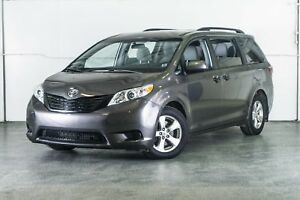 2017 Toyota Sienna 7 Passenger CERTIFIED Finance for $106 Weekly