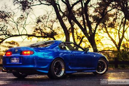 MKIV Toyota Supra RZ AEROTOP 6sp Built 2JZ with 85k+ spent. LOOK!