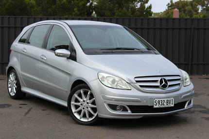 2007 Mercedes-Benz B200 Automatic Hatchback North Brighton Holdfast Bay Preview