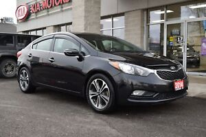 2015 Kia Forte 2.0L EX HEATED SEATS | REVERSE CAMERA | 6-SPEE...