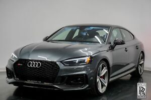 2019 Audi RS 5 Sportback - LEASE ONLY