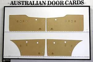 Ford Falcon XL, XK Door Cards, Trim Panels. Sedan, Wagon. Wangaratta Wangaratta Area Preview