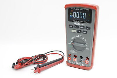 Snap-on Eedm525e True Rms Color Lcd Multimeter