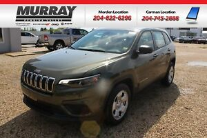 2019 Jeep Cherokee Sport FWD * A/C * Cruise * Remote Entry *