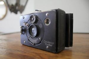 Antique Vintage Nettix 'Contessa' Nettel Strut Folding Camera Sydney City Inner Sydney Preview