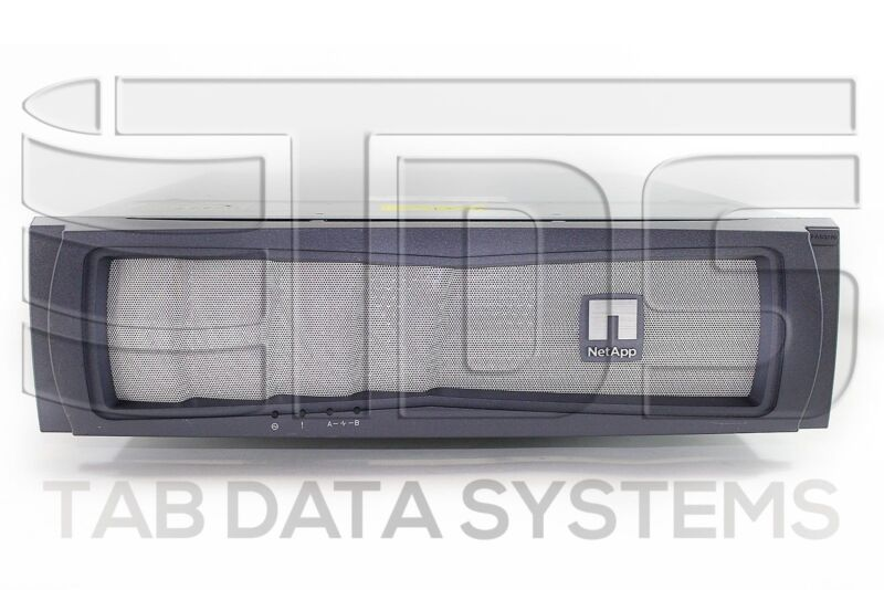 Netapp Fas3220 Single Chassis W/ Controller + Ioxm, Ds2246, 24x X421a-r5 450gb