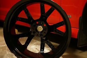 Brand New Hsv Rims Gloss Black Taylors Hill Melton Area Preview
