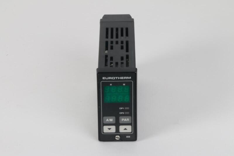 Eurotherm Controls 808/L1/0/0/C2/0/QLS/AKLC200 Temperature Controller