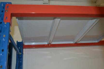 400kg Garage Shelving Kits with Metal Shelves - 2.0m x 2.m x 0.6m Bayswater Knox Area Preview