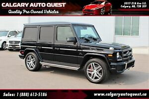 2013 Mercedes-Benz G63 AMG AWD/NAVI/B.CAM/LEATHER/ROOF