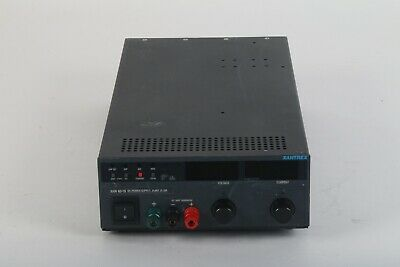 Xantrex Sorensen Xhr 60-18 Programmable Dc Power Supply 0-60v 0-18a W Opt. Gpib