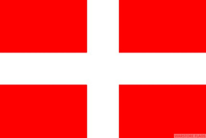 SAVOY 5x3 feet FLAG 150cm x 90cm Polyester fabric flags CHAMBERY FRANCE FRENCH