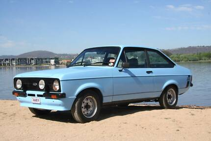 1979 FORD ESCORT MK2 1600 SPORT (NOT RS2000)
