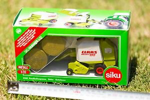 SIKU 2268 Baler 1:32 Scale - NEW Manly West Brisbane South East Preview