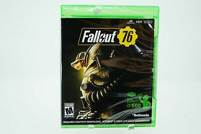 Fallout 76: Xbox One [Brand New]