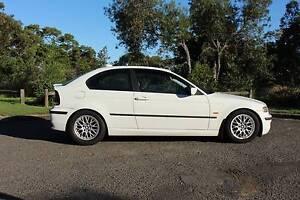 2003 BMW e46 318ti manual Gymea Sutherland Area Preview
